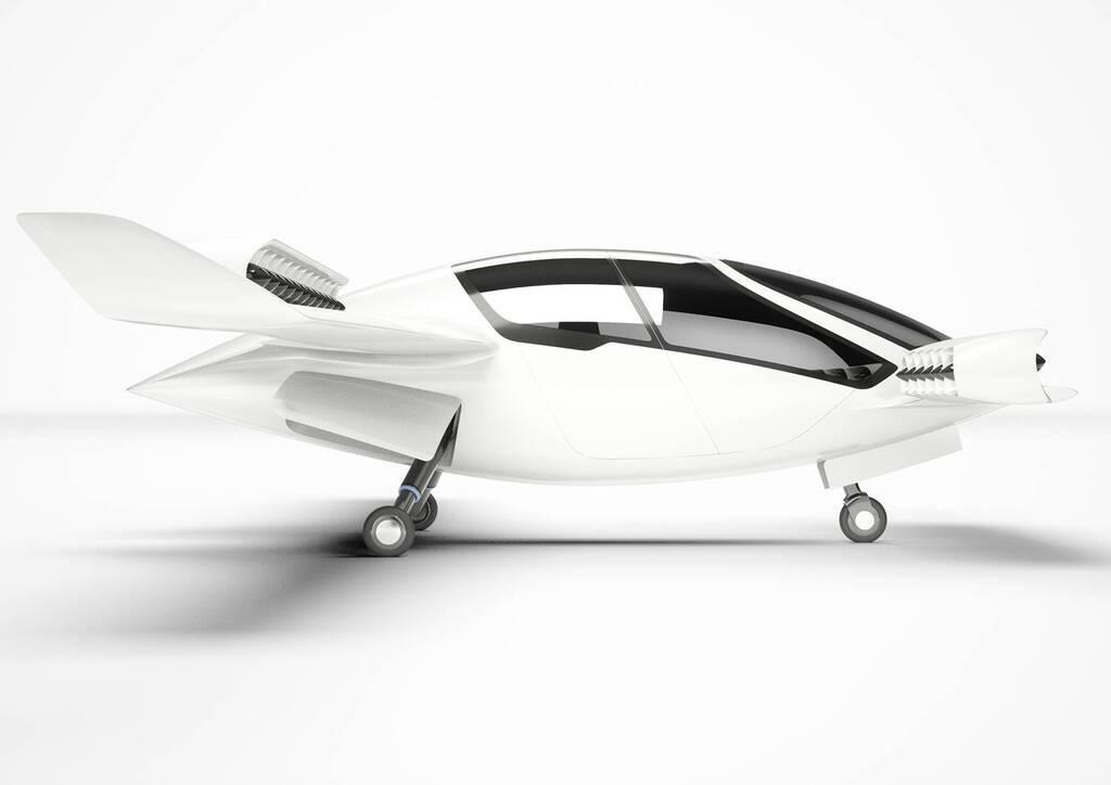 Електричне аеротаксі Lilium Jet