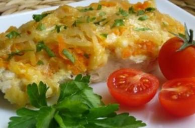 Рецепт неймовірно смачного минтая в клярі в духовці