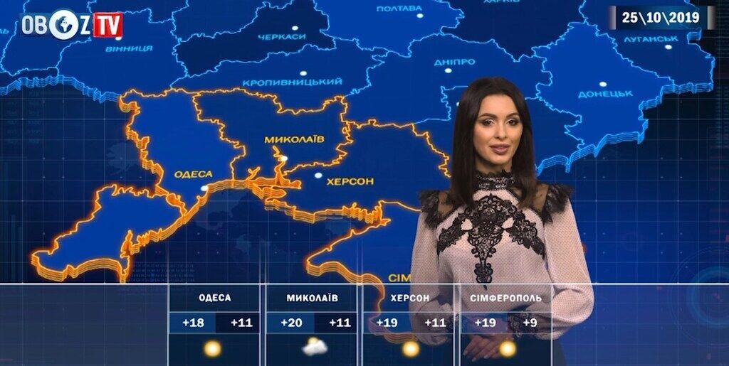 """""""Аномальна"""" п'ятниця: прогноз погоди в Україні від ObozTV"""