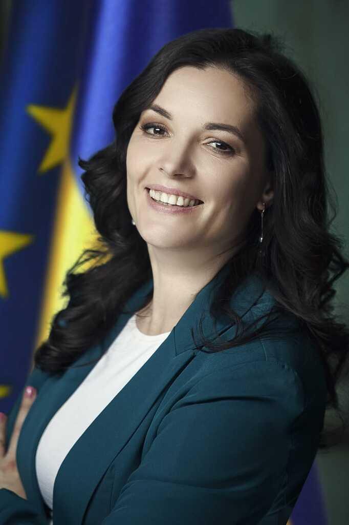 Міністерка охорони здоров'я України Зоряна Скалецька