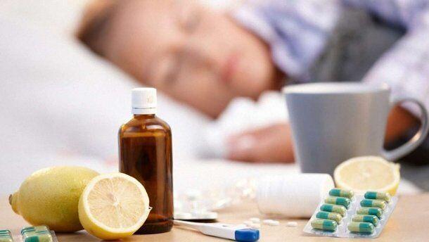 Украину атакуют новые штаммы гриппа