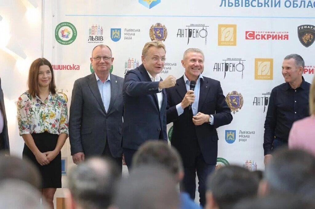 Львов поборется за право провести Олимпиаду-2030