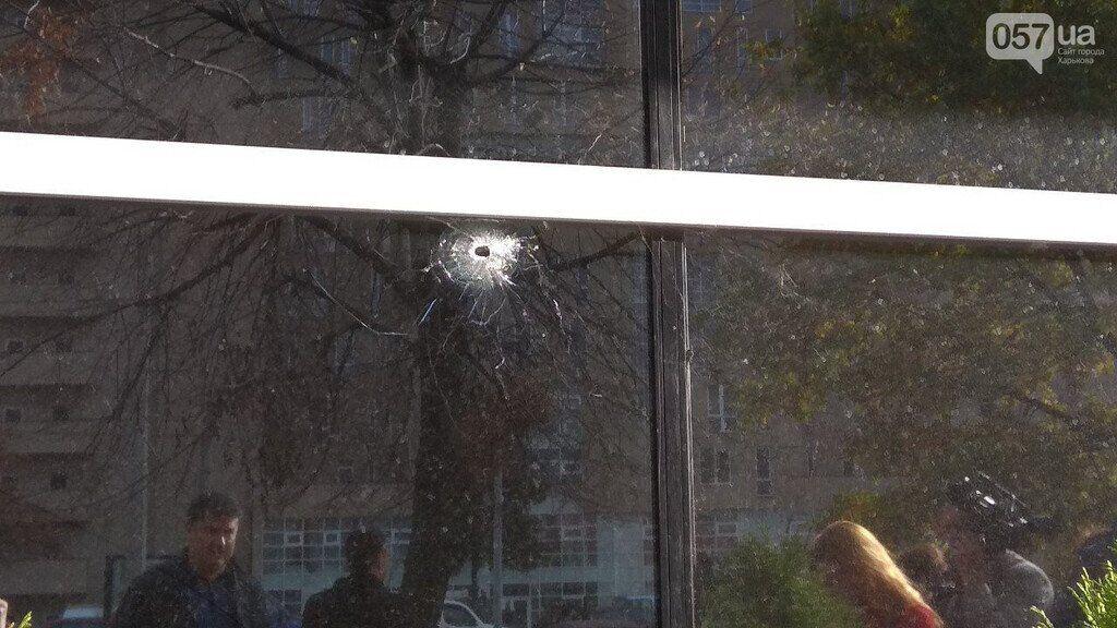 Стрельба в Харькове