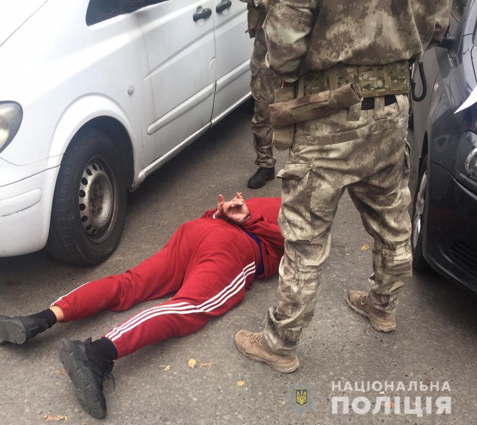 Полиция задержала подозреваемых в кражах из банкоматов