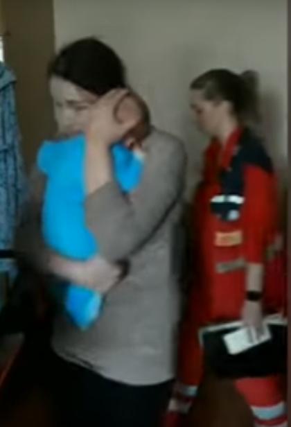 Поліція повернула матері вкрадену дитину