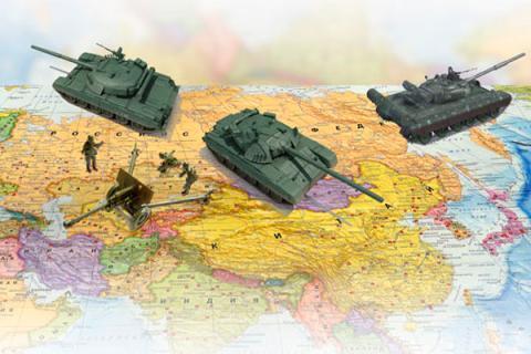 Російська військова загроза