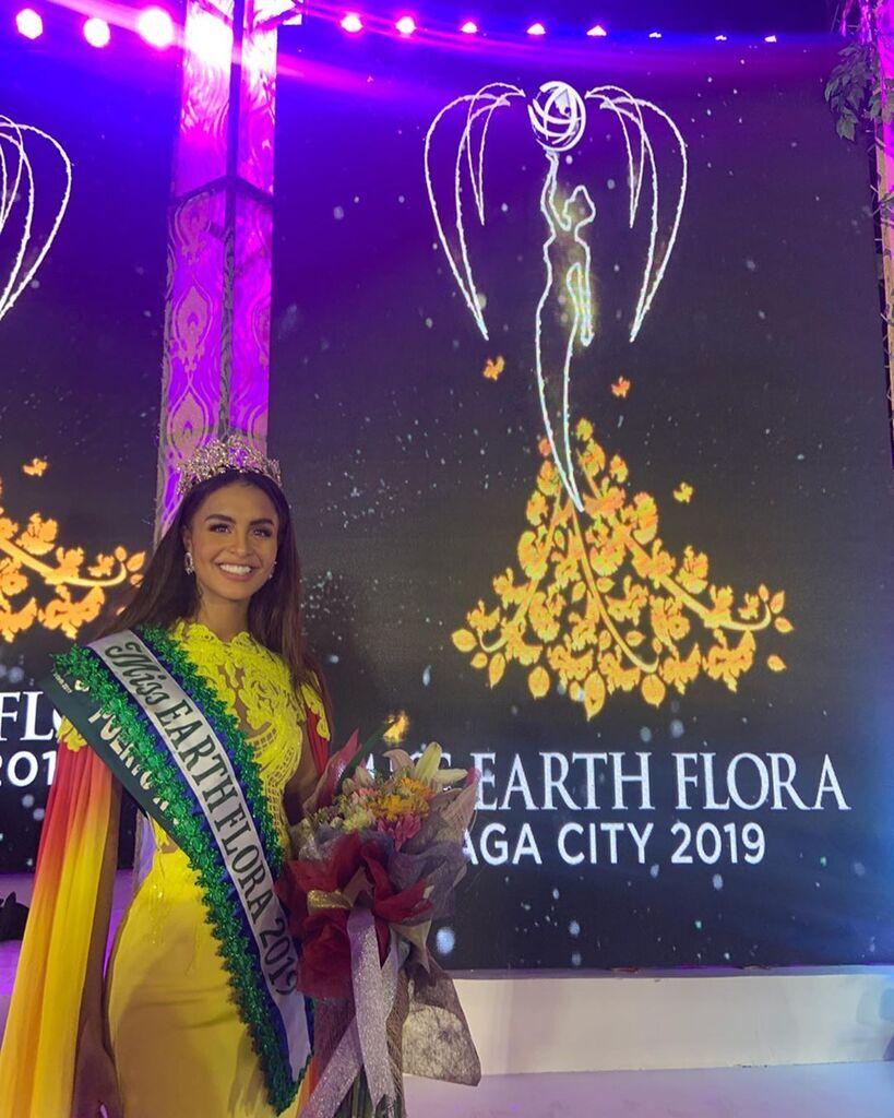 Нелліс Піментел перемогла на конкурсі краси