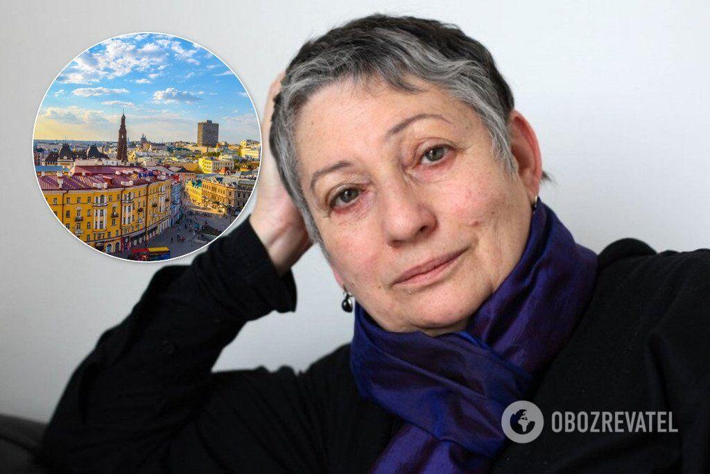 Людмила Улицька