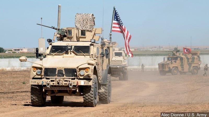 США перекинуть до Сирії нові війська: що сталося