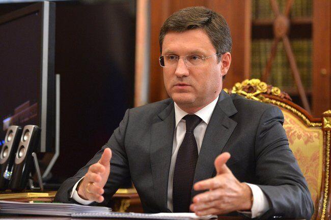 Новак назвав транзитний договір з Україною запасним варіантом