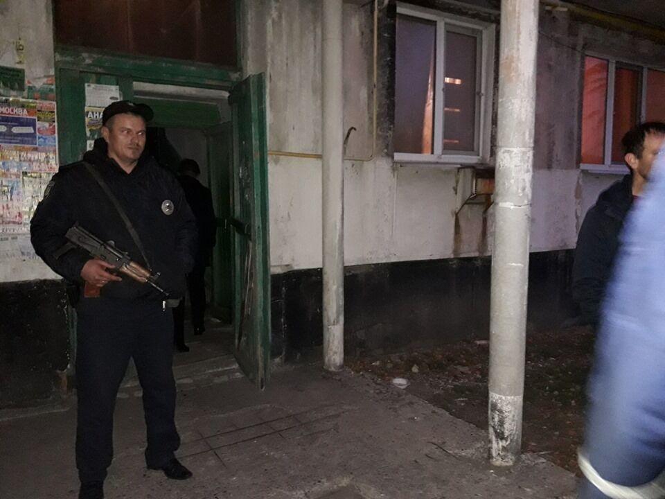 Вибух на Луганщині