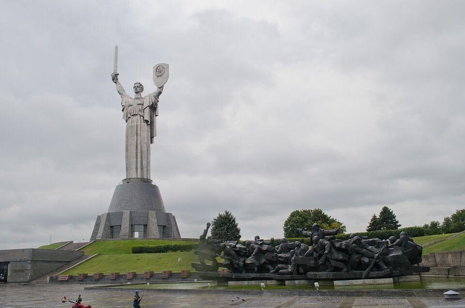 Батьківщина-Мати в Києві