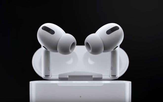 Apple представила наушники AirPods Pro