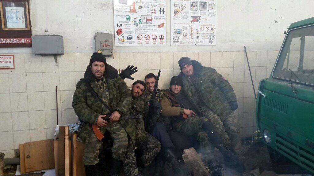 """На Донбасі ліквідували 2 терористів """"ДНР"""""""