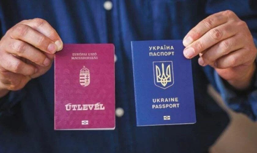 Венгрия оконфузилась с раздачей паспортов в Закарпатье