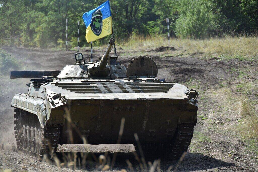 Цель Украины – мир и территориальная целостность