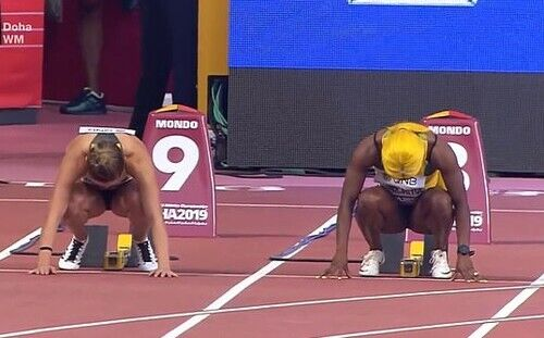 Интимные съемки: на ЧМ по легкой атлетике вспыхнул скандал