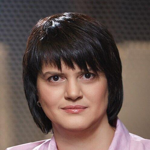 """Финансовый директор группы """"Метинвест"""" Юлия Данкова"""