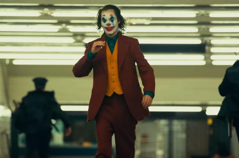 "Хоакін Фенікс у ролі ""Джокера"""