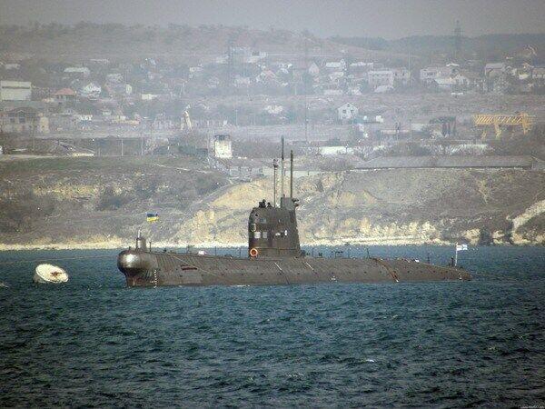 """Підводний човен """"Запоріжжя"""""""