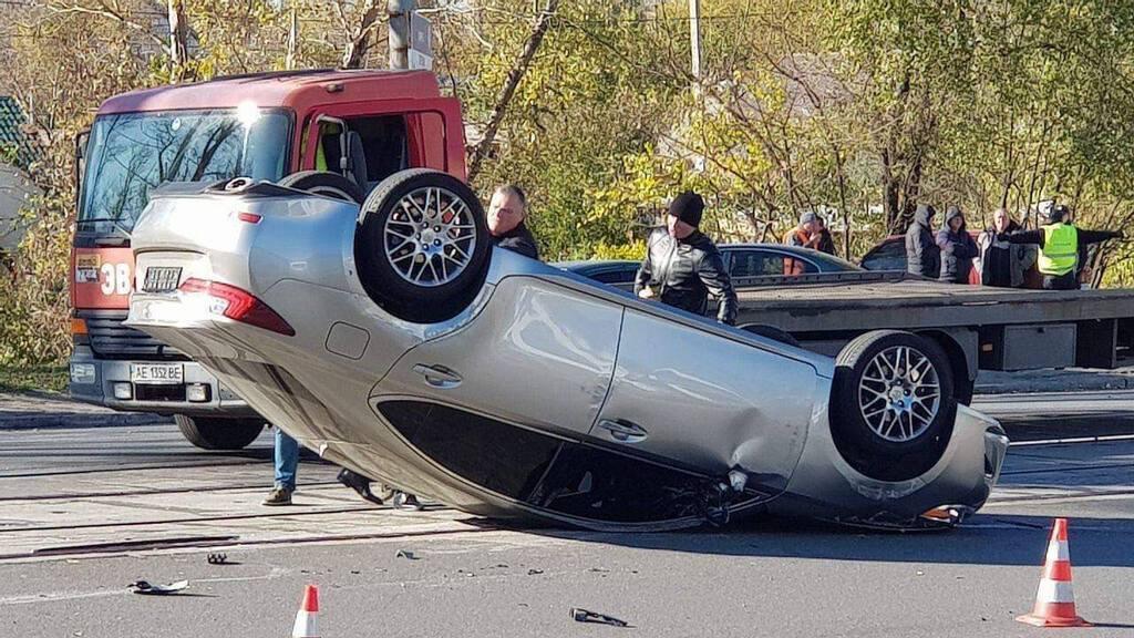 В аварию он якобы попал на машине, которую не задекларировал
