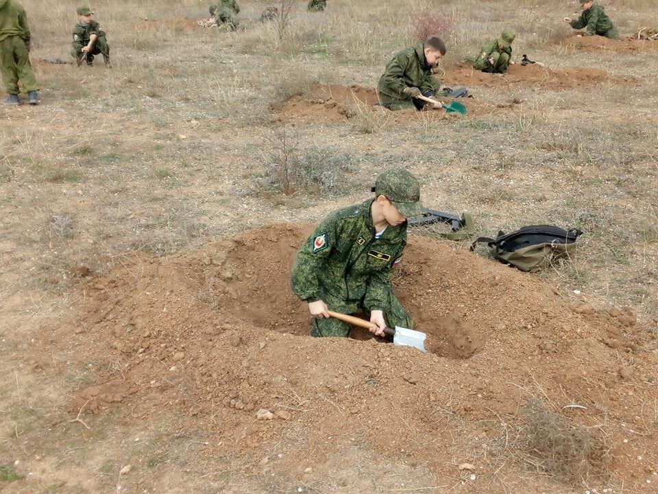 Зомбування дітей у окупованому Криму