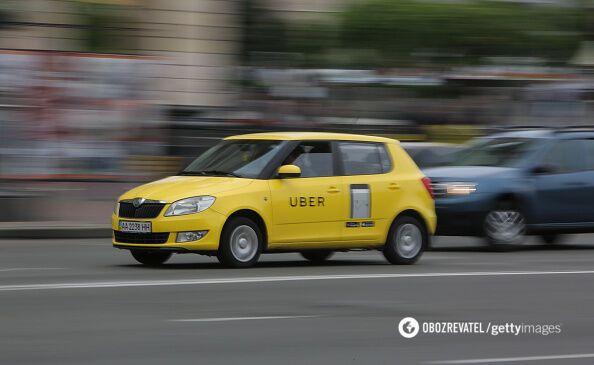 Таксі з дитячим автокріслом – поки рідкість в Україні