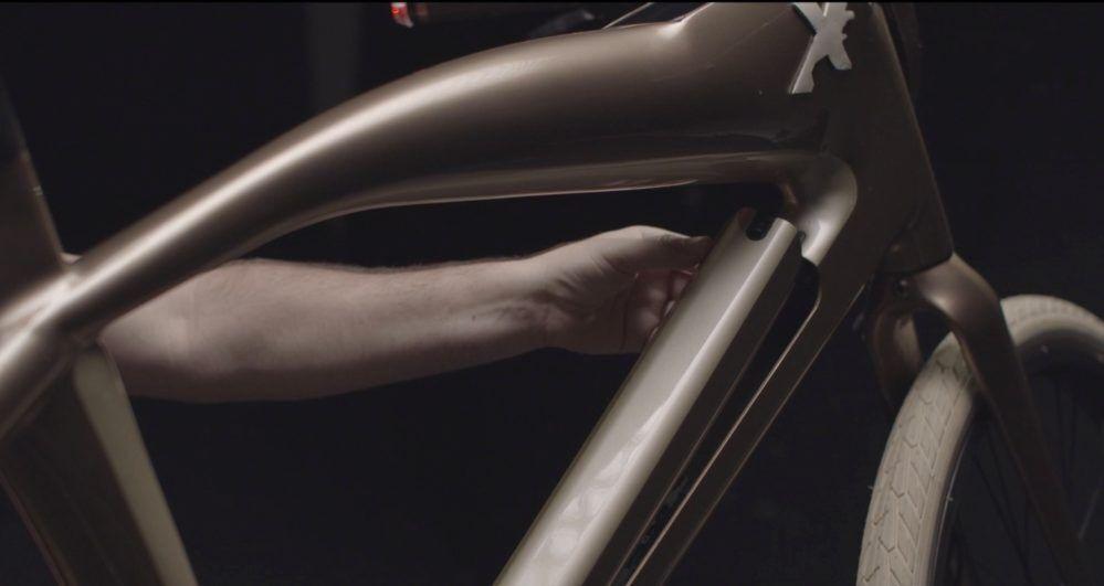 Електричний велосипед Rayvolt X One