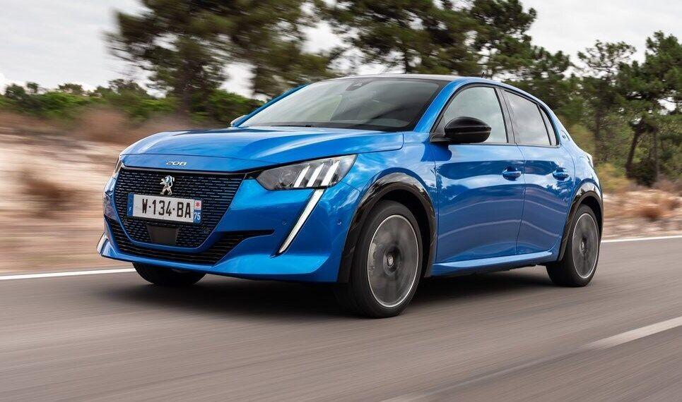Новий електромобіль Peugeot e-208 поділиться платформою і мотором з іншими моделями