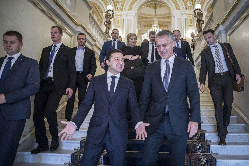 31 октября в Киеве собралось заседание Комиссии Украина – НАТО в рамках визита Североатлантического совета