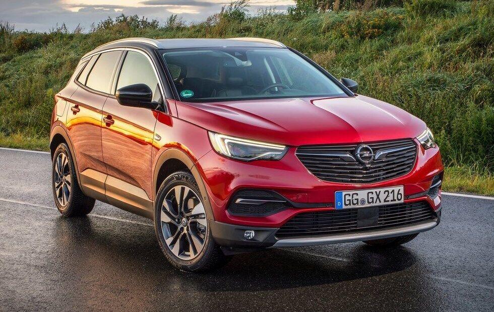 Opel Grandland X – вдалий приклад використання готових компонентів
