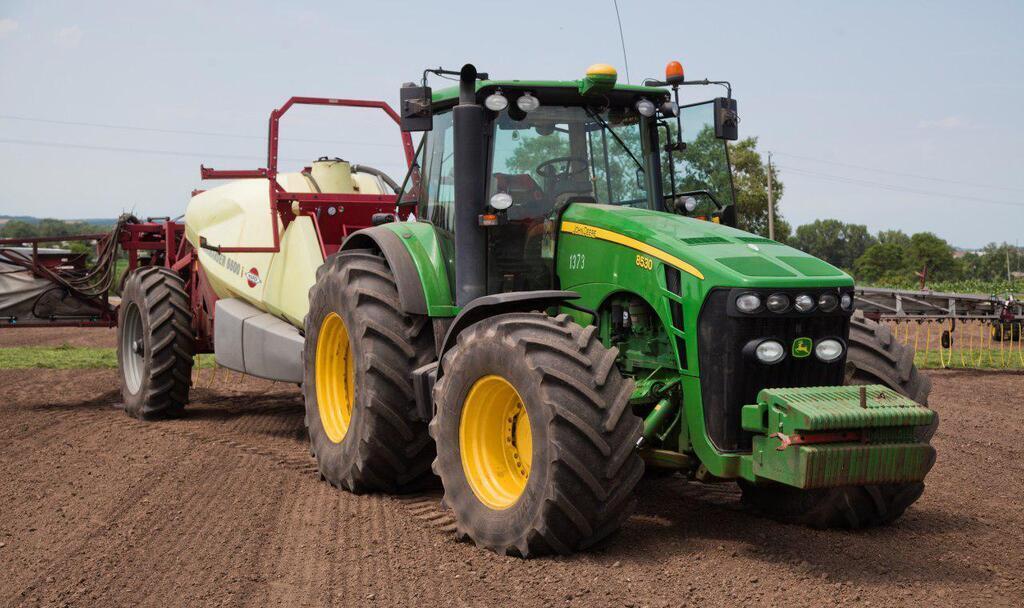 Технології борються з розкраданнями урожаю та пального