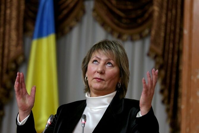 Данишевская пожаловалась на Зеленского