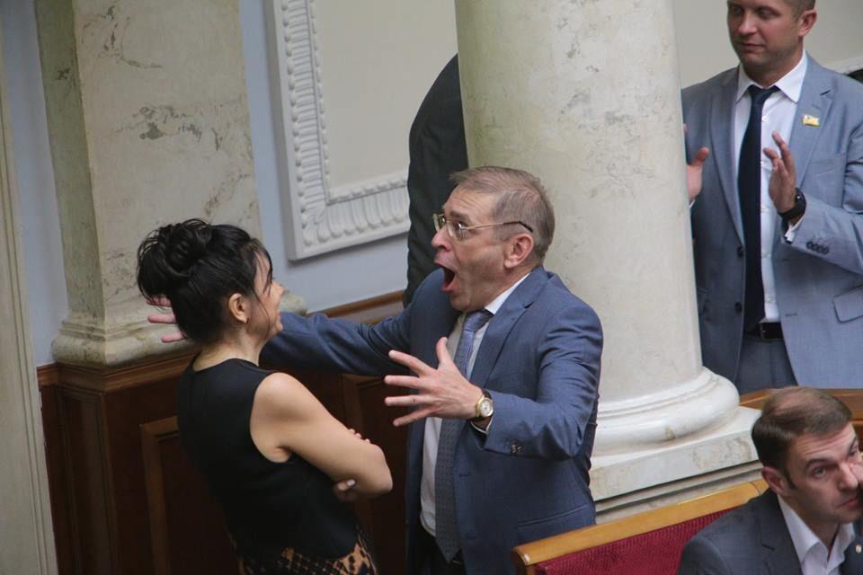 Пашинскому объявили о подозрении: веселая фотоподборка