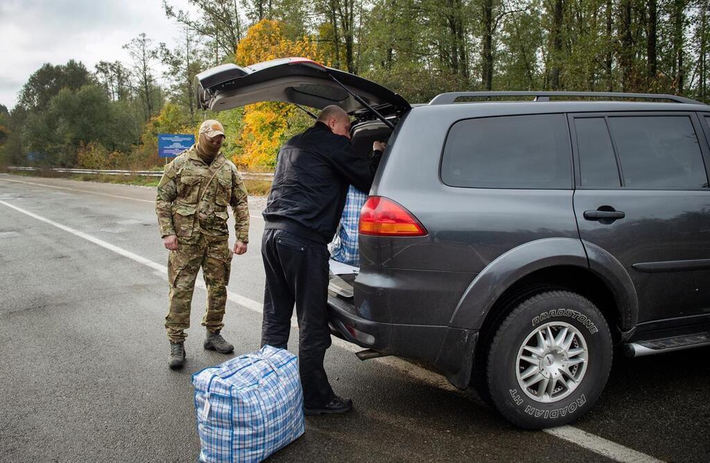 Павло Шаройко повернувся в Україну