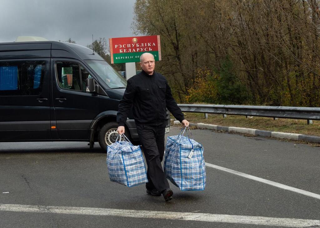 Павло Шаройко повернувся до України