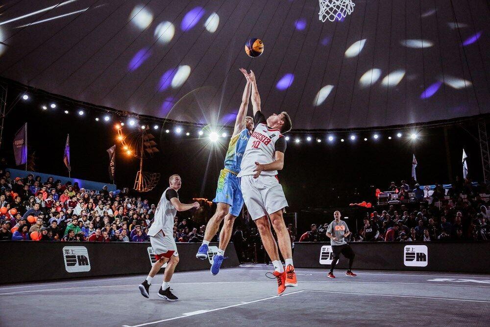 Збірна України U-23 стала віцечемпіоном світу з баскетболу 3х3