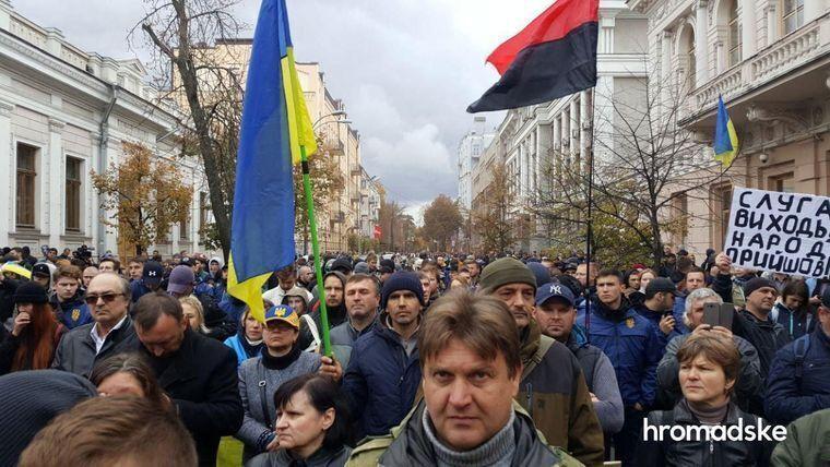Вече в Киеве