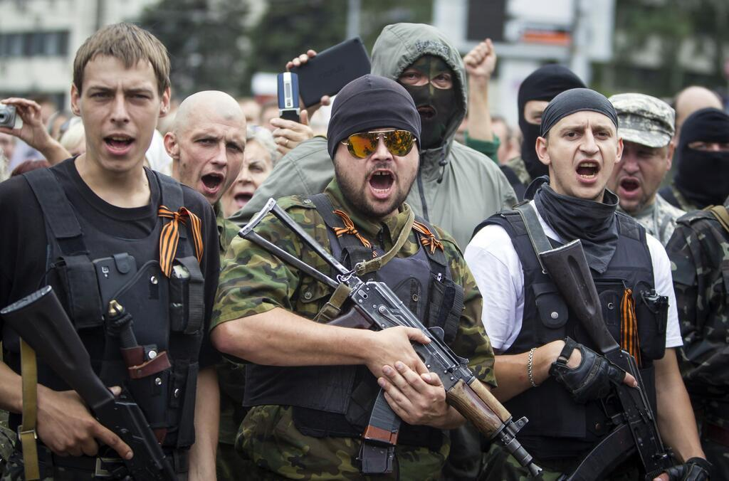 "Терористи ""ДНР"""