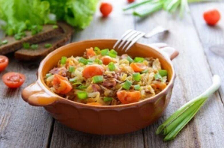 Рецепт найсмачнішого овочевого рагу в мультиварці
