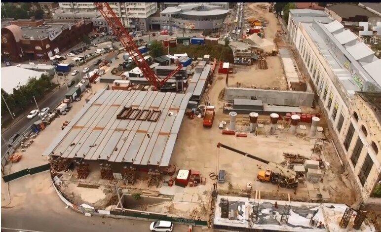 Реконструкция Шулявского путепровода
