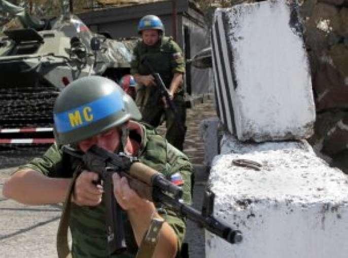 """Российская """"миротворческая фикция"""" – позорная правда"""