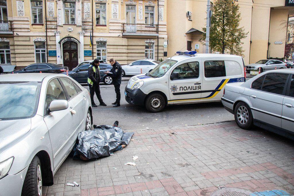 В пятницу, 1 ноября, в Киеве произошло ДТП, и участники решили оформить европротокол