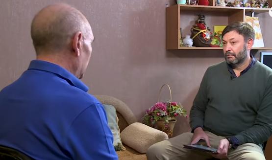 Цемах дав інтерв'ю Вишинському