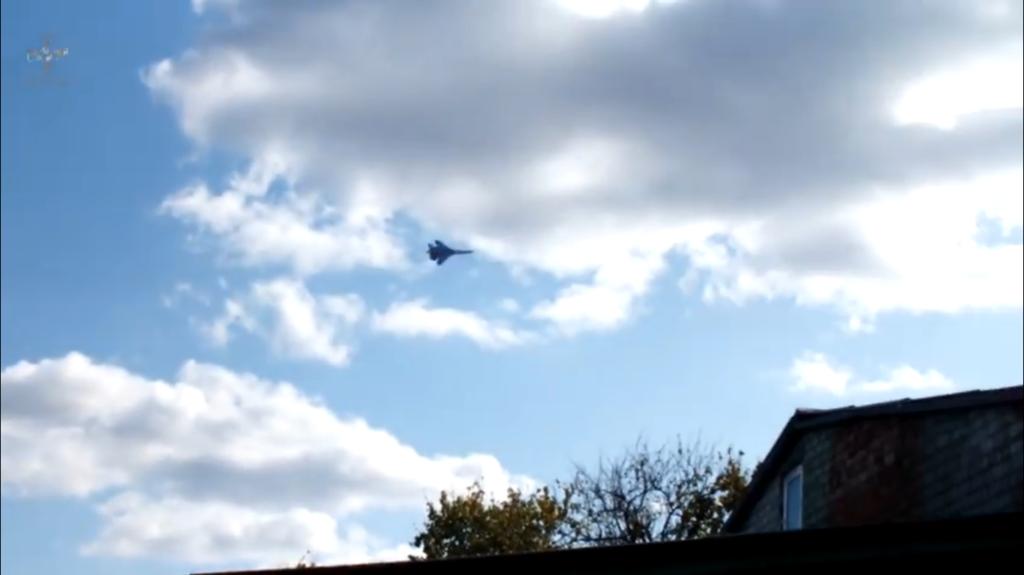 ВСУ подняли авиацию вблизи Крыма: яркое видео