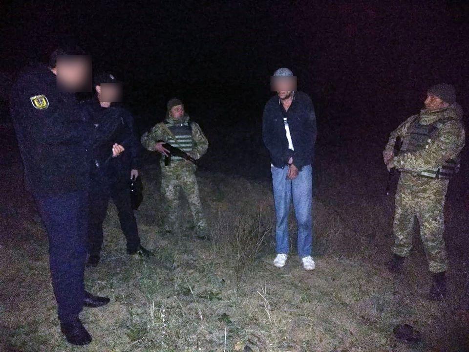 Инцидент произошел в 800 метрах от границы с Молдовой