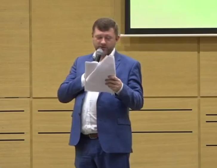 """Корнієнко став главою """"Слуги народу"""""""