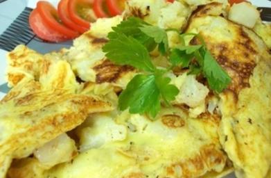 Рецепт очень вкусного блюда с цветной капустой