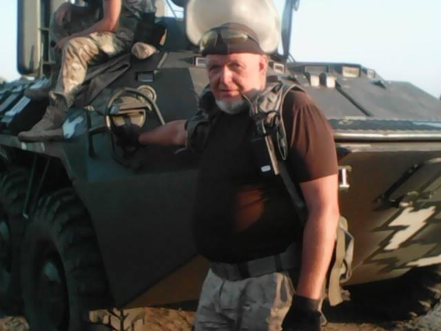 Игорь Панов старался передавать свой военный опыт бойцам