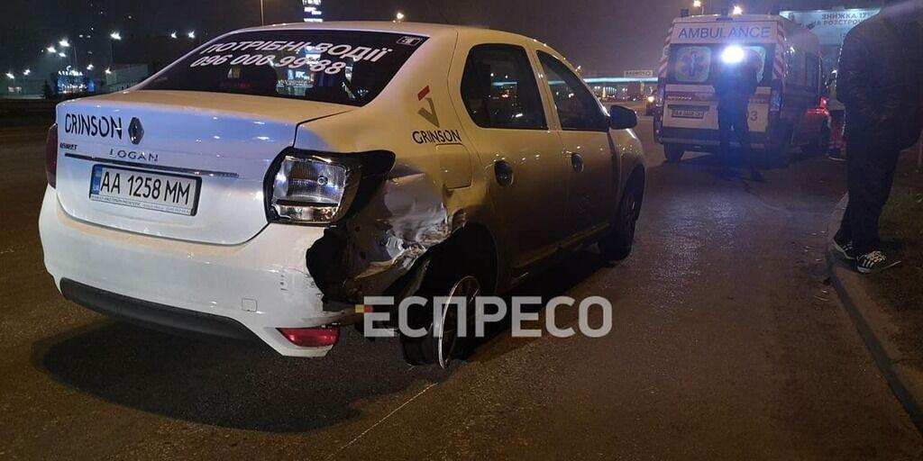 В Києві трапилася жахлива ДТП